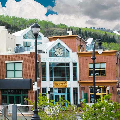 Gateway Office Center in Park City
